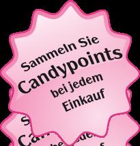 Candypoints sammeln