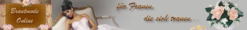 Brautmode-Online. Für Frauen, die sich trauen