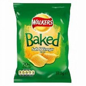 Walkers BAKED Salt & Vinegar 37,5 g