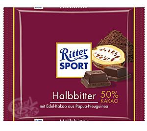 Ritter Sport Halbbitter 100 g