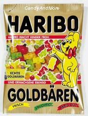 Haribo 75 g Beutel Goldbären