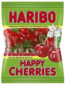 Haribo Happy Cherries 200 g