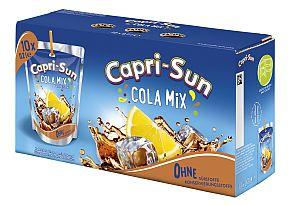 Capri Sun Cola Mix 10 x 200 ml