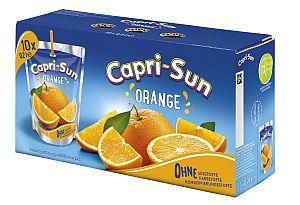 Capri Sun Orange 10 x 200 ml