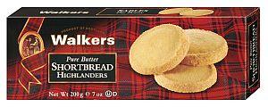 Walkers Shortbread Highlanders 200 g
