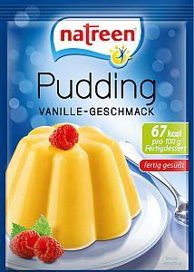 natreen Pudding Vanille 3er Pack 105 g