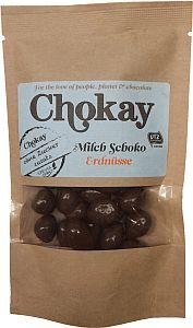 Chokay Milch-Schoko-Erdnüsse 50 g