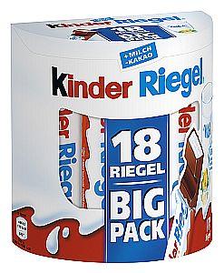 Ferrero Kinder Riegel Big Pack 378 g