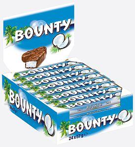 Bounty 24 Stück a 57 g