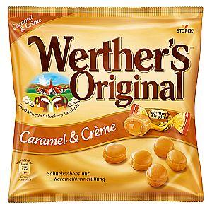 Storck Werther`s Original Caramel & Creme 225 g