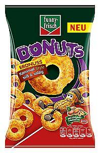 funny-frisch Donuts Erdnuss 110 g