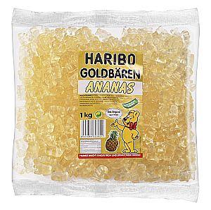 Haribo Goldbären Ananas 1000 g