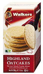 Walkers Highland Oatcakes 280 g