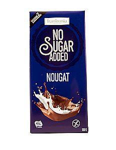 Minus Z Vollmilch-Nougat-Schokolade ohne Zuckerzusatz 100 g