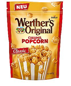 Werther`s Original Caramel Popcorn classic 140 g