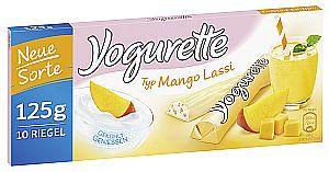 Yogurette Typ Mango Lassi 125 g