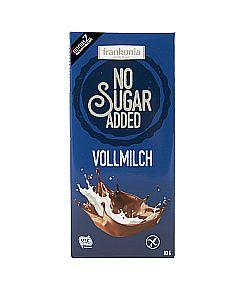 Minus Z Vollmilchschokolade ohne Zuckerzusatz 80 g