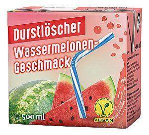 Wesergold Durstlöscher Wassermelonen-Geschmack 500 ml