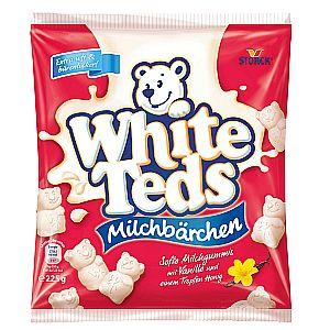 Storck White Teds Milchbärchen 225 g