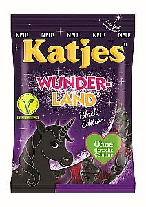 Katjes Wunderland Black Edition 200 g