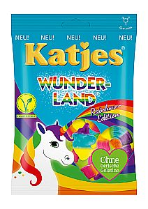 Katjes Wunderland Rainbow Edition 200 g