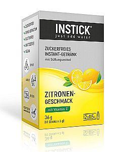 INSTICK Zitrone 12 Sticks a 3 g