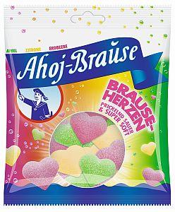 Ahoj-Brause Brauseherzen super soft 200 g