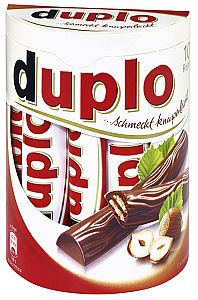 Duplo Riegel 10er Pack 182 g
