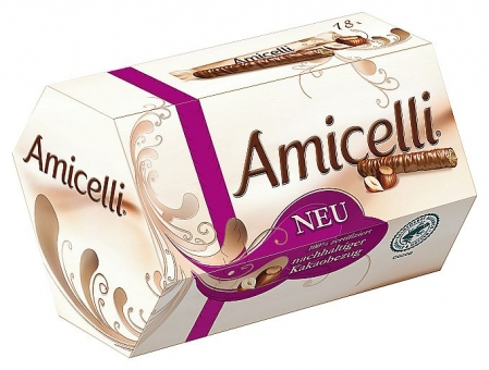 Amicelli Waffelröllchen 225 g