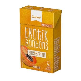 Xucker Bonbons Exotik 50 g