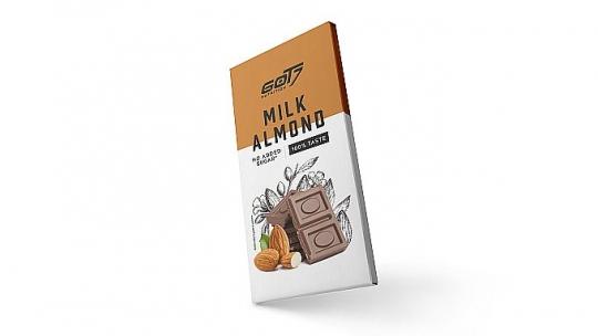 GOT7 Chocolate Bar Milk Almond 75 g