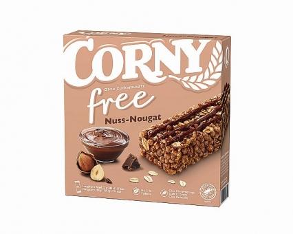 Corny free Nuss-Nougat 120 g