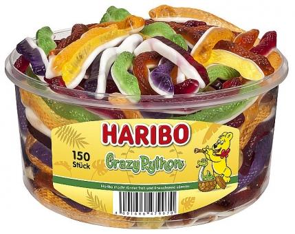 Haribo Crazy Python 1050 g