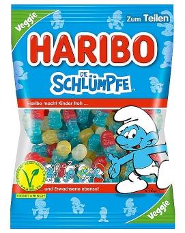 Haribo Schlümpfe 200 g