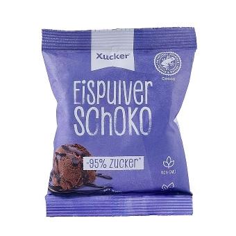 Xucker Eispulver Schoko zuckerarm 100 g
