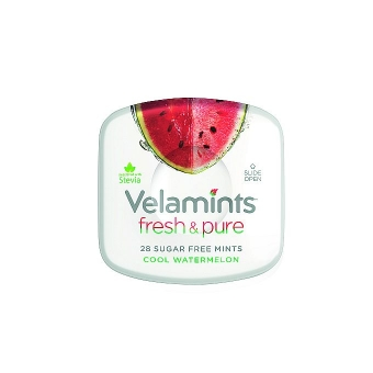 Velamints fresh & pure Cool Watermelon zuckerfrei 20 g