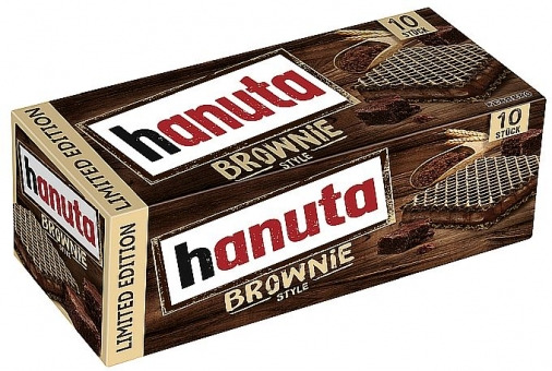 hanuta Brownie Style 220 g