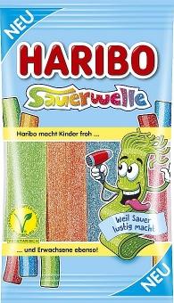 Haribo Sauerwelle 90 g