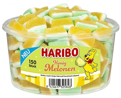 Haribo Honigmelonen 1050 g