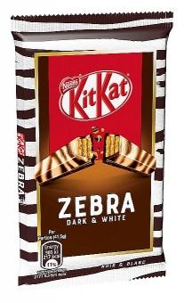 KitKat Zebra 41,5 g