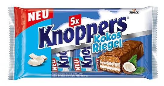 Knoppers Kokosriegel 5er Pack 200 g