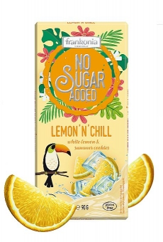 Frankonia No Sugar Added Lemon 'n' Chill 90 g
