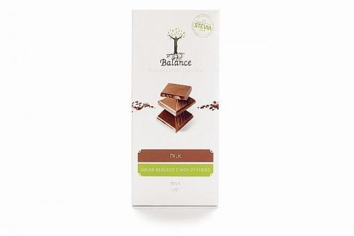 Balance LUXURY Milk Chocolate 85 g