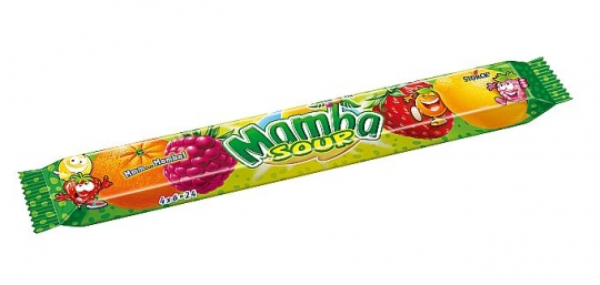 Mamba Sour 4er Stange 106 g