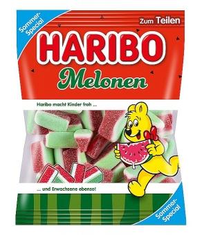 Haribo Melonen 175 g