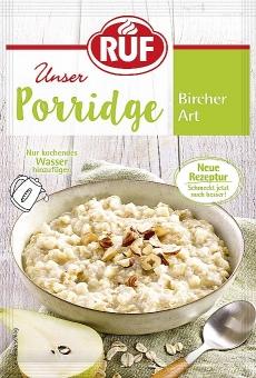 RUF Porridge Bircher Art 65 g