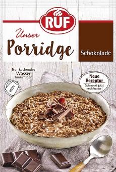 RUF Porridge Schokolade 65 g