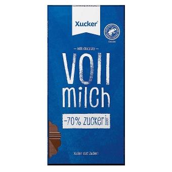 Xucker Vollmilch-Schokolade 80 g