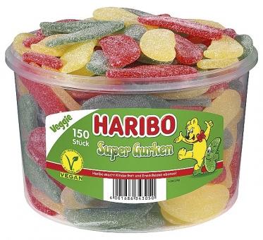 Haribo Super Gurken 1350 g