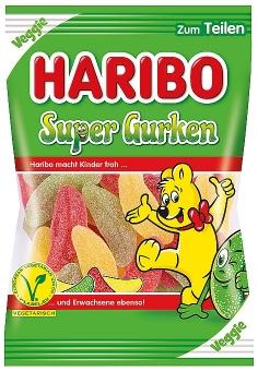 Haribo Super Gurken 200 g